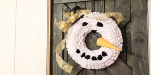 Snowman Winter Wreath Tutorial-33