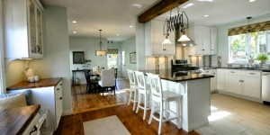 feature New Englander Kitchen Update, SoPo Cottage featured on Remodelaholic