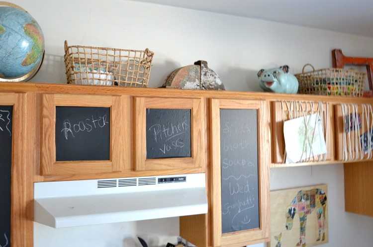 Remodelaholic | How to Bring Personality to Your Rental Kitchen