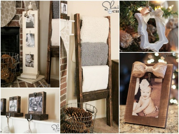 Shanty2Chic | 12 Days of Christmas #12days72ideas