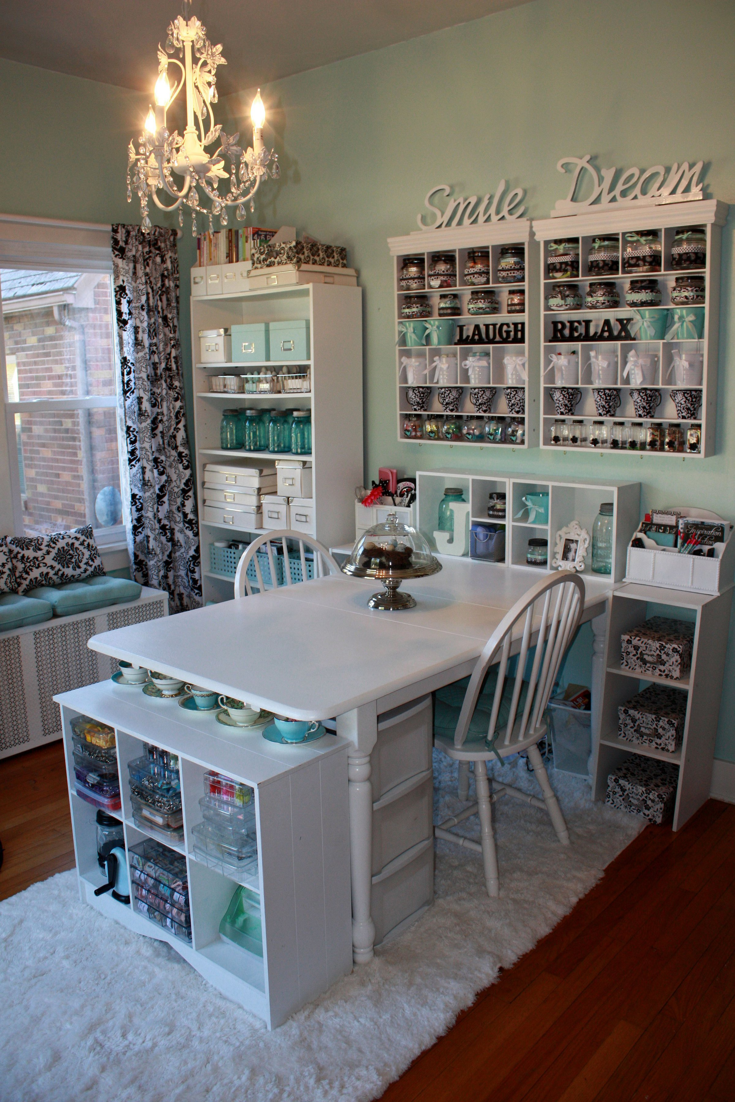 17 Best Images About Wwe Bedroom Ideas On Pinterest: Get This Look: Shared Home Office And