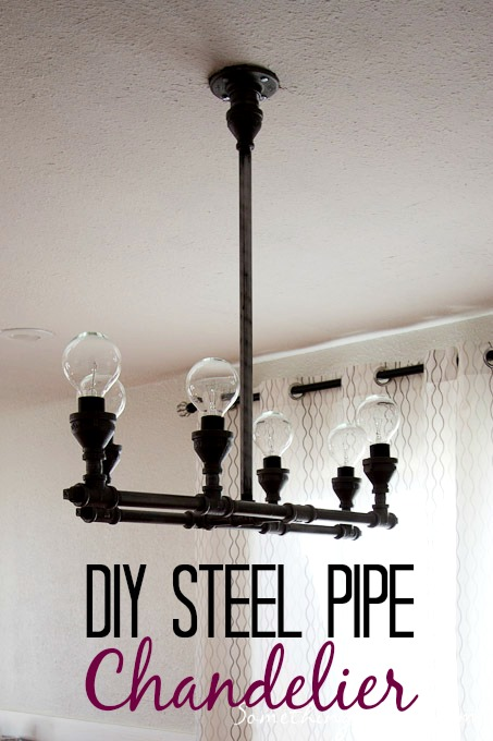 01-10 DIY-pipe-chandelier, Something Is Done
