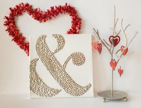 01-17 thumbtack ampersand art, Life in Velvet