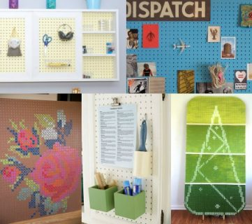 15 Creative Uses for Pegboard