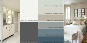 2014 Paint Color Trends via Remodelaholic