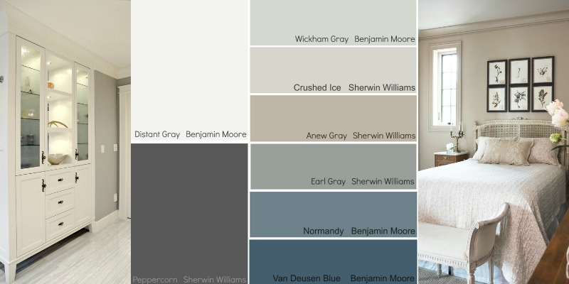 Remodelaholic trends in paint colors for 2014 for Neutral interior paint colors 2014