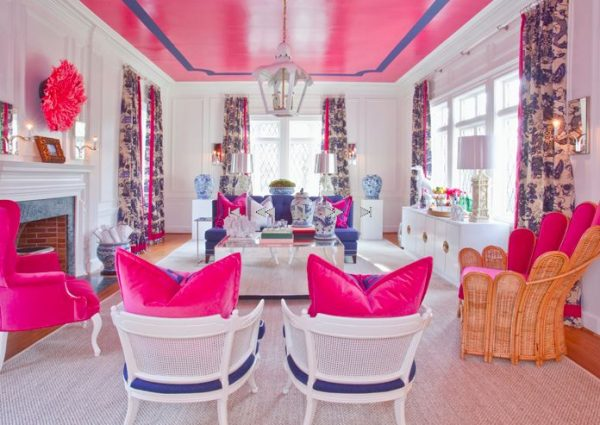 Fuchsia Room