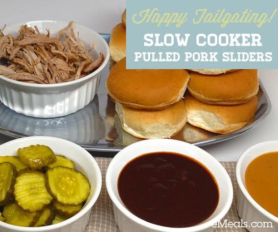 Slow Cooked Pork Sliders Recipe