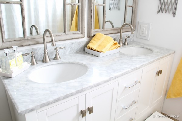Marvelous Virtu USA vanity bathroom remodel of