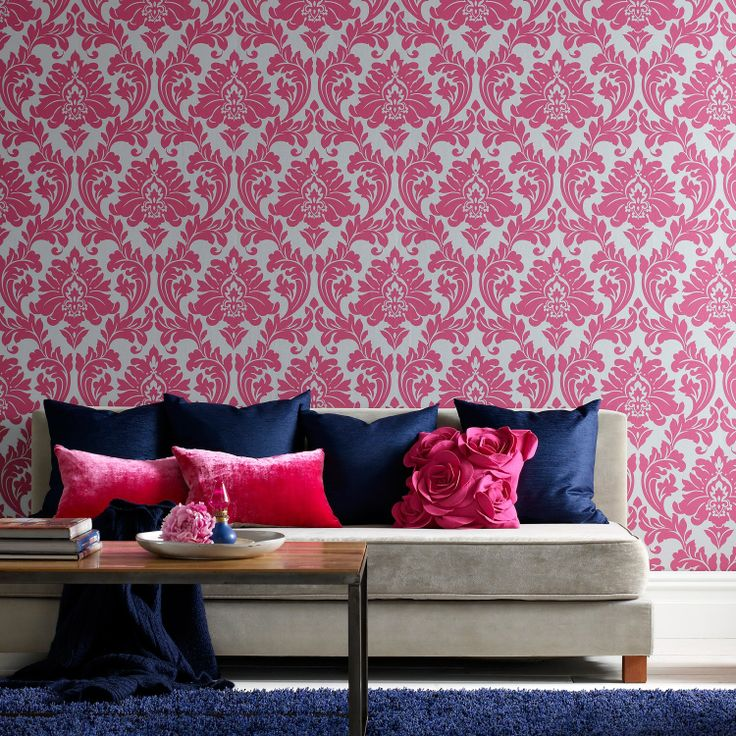 Remodelaholic Best Colors For Your Home Fuchsia