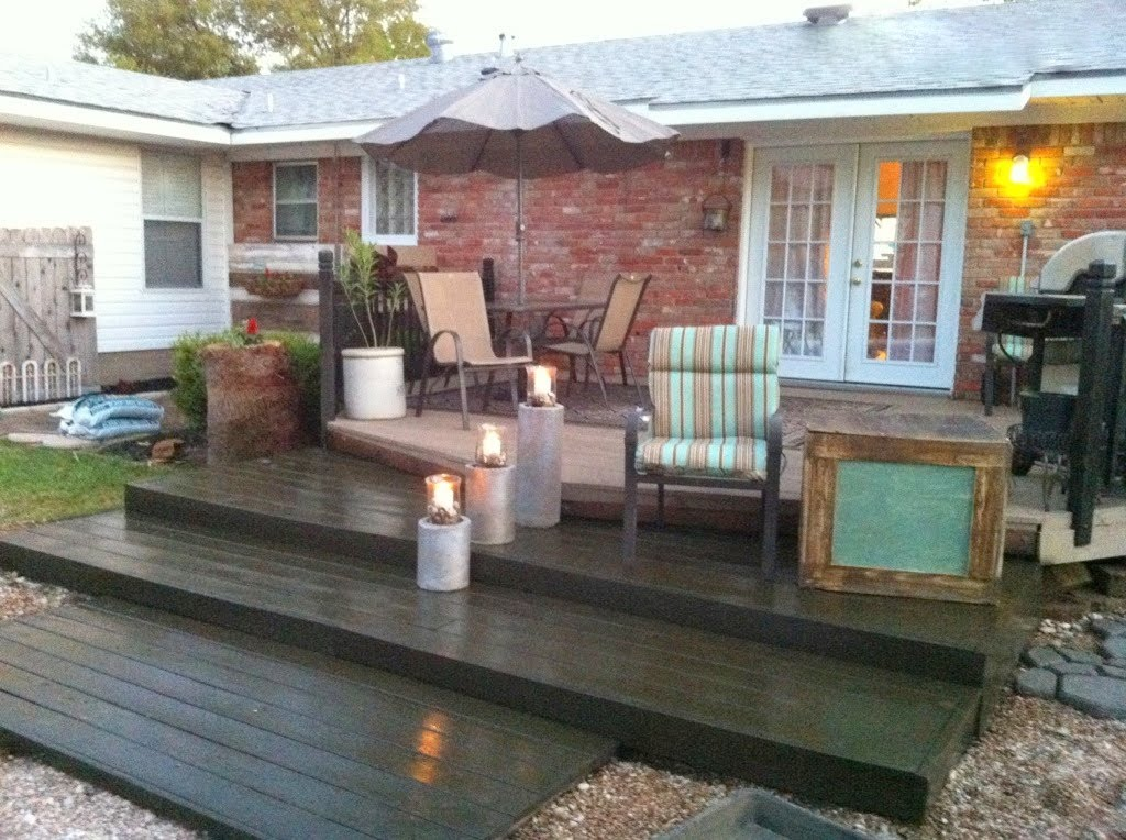 Build A Wooden Pallet Deck For Under 300 Construction