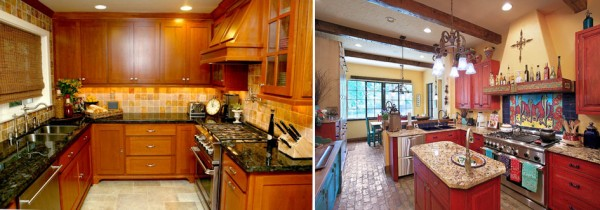 remodelaholic | home decor q&a: a southwest kitchen, brightening a