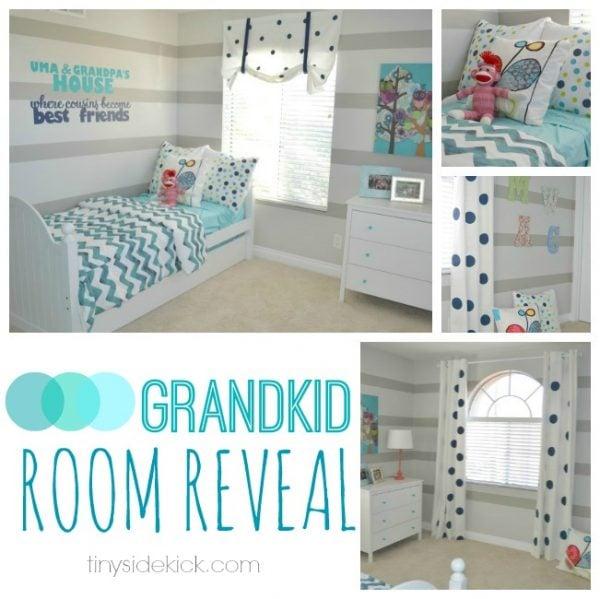 02-07 grandkid room reveal, Tiny Sidekick