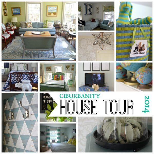 02-07 house tour, Ciburbanity