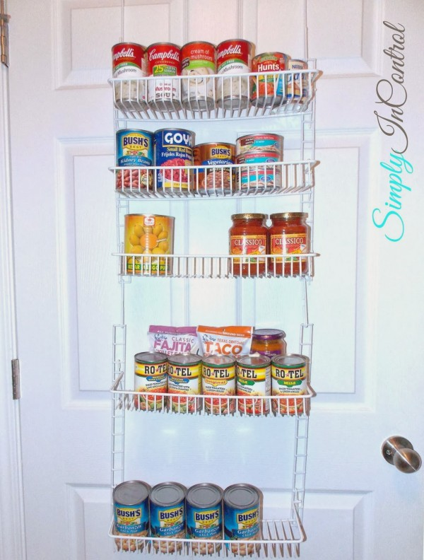 02-07 small pantry, Simply In Control