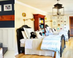 Before and After Home DIYs via Remodelaholic