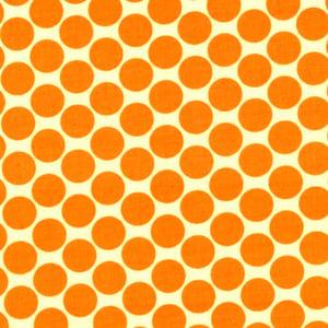 Amy Butler Orange Dot Fabric
