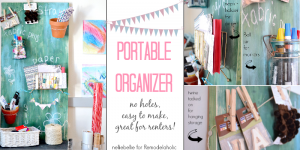 portable organizer remdelaholic featured image