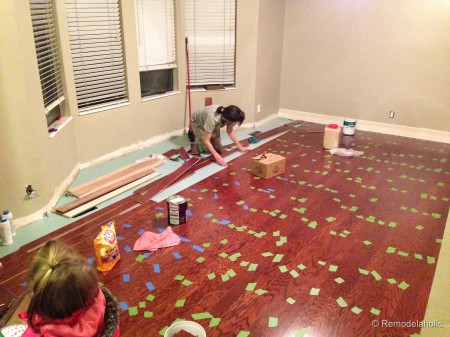 tips Installing a new wood floor floating floor instalation tips (11 of 15)