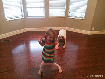 tips Installing a new wood floor floating floor instalation tips (14 of 15)