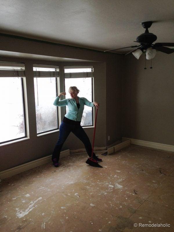 tips Installing a new wood floor floating floor instalation tips (2 of 15)