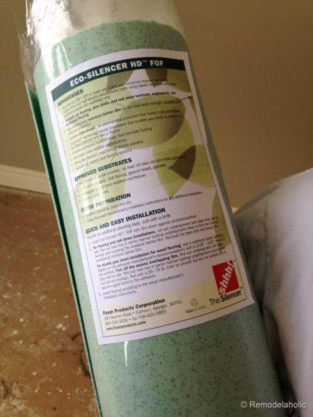 tips Installing a new wood floor floating floor instalation tips (4 of 15)
