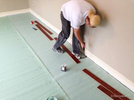 tips Installing a new wood floor floating floor instalation tips (5 of 15)
