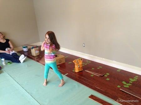 tips Installing a new wood floor floating floor instalation tips (7 of 15)