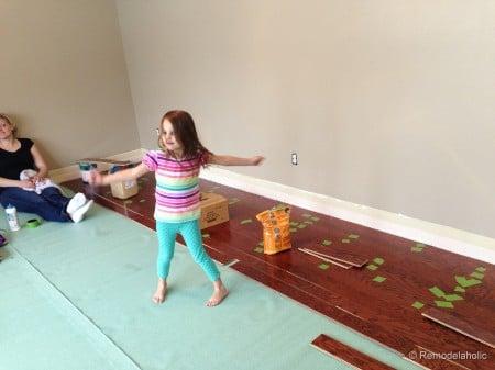 tips Installing a new wood floor floating floor instalation tips (8 of 15)
