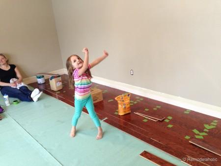 tips Installing a new wood floor floating floor instalation tips (9 of 15)