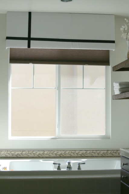 DIY Window Cornice, Amy Krist On Home Coming