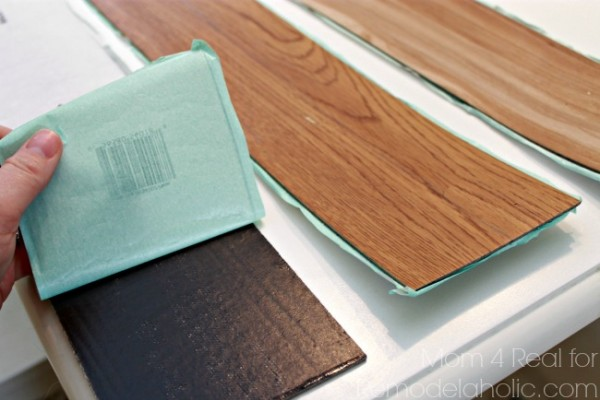 Peel and Stick Vinyl Flooring