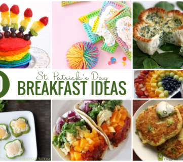 St Patrick's Day Ideas For Breakfast On Remodelaholic