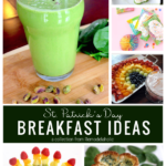 St. Patrick's Day Ideas For Breakfast, From Remodelaholic