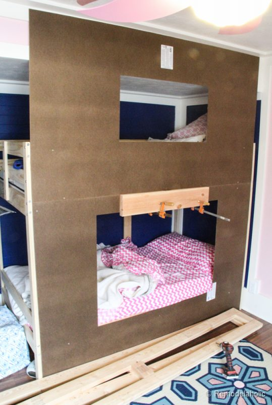 Fresh how to build a Bunk bed playhouse tutorial of