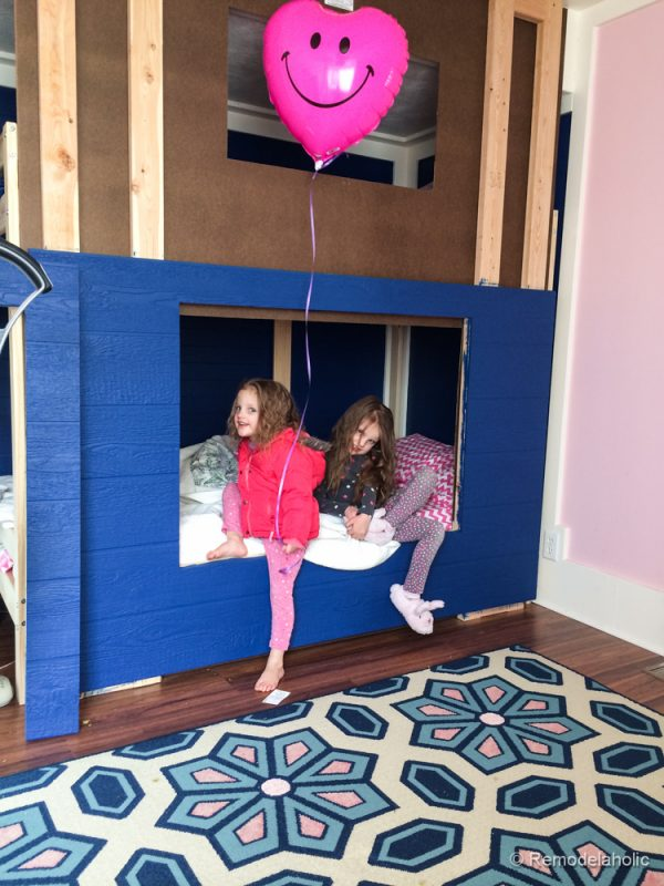 how to build a Bunk bed playhouse tutorial  (15 of 40)