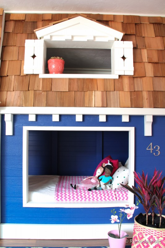 Inspirational how to build a Bunk bed playhouse tutorial of