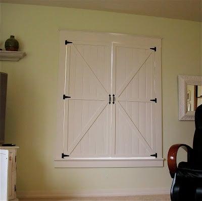 Cabinet Doors That Look Like Barn Doors - thesecretconsul.com