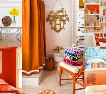 Best Colors for Your Home: Orange