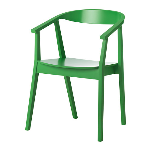 green stockholm chair