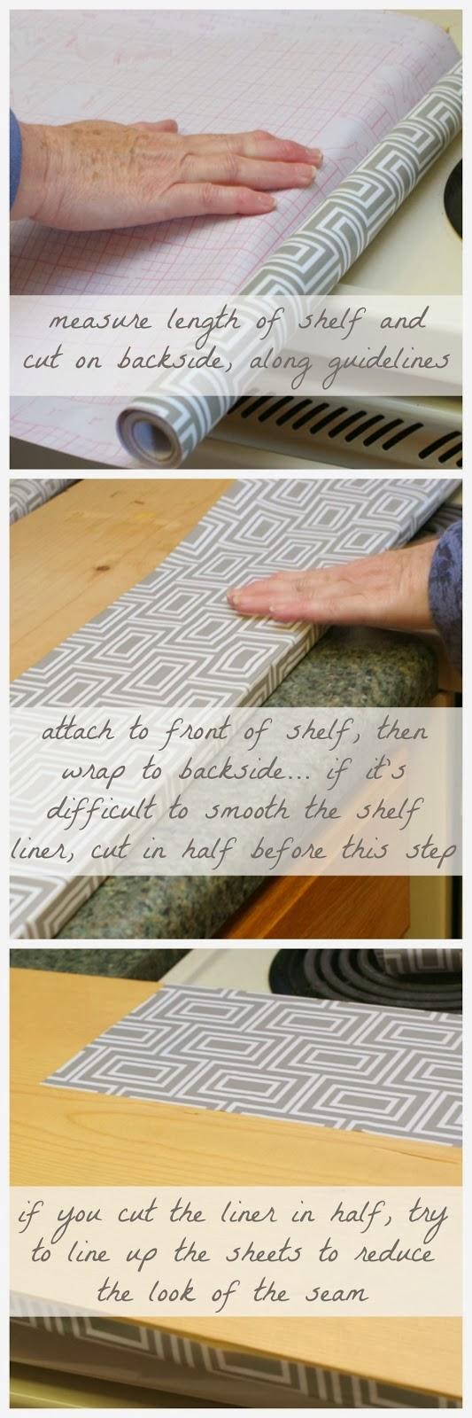 Tips For Lying Shelf Liner Craftivity Designs On Remodelaholic