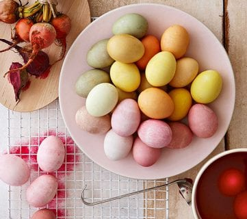 Egg Dyeing Basics – 5 Tips for Your Best Easter Eggs Ever