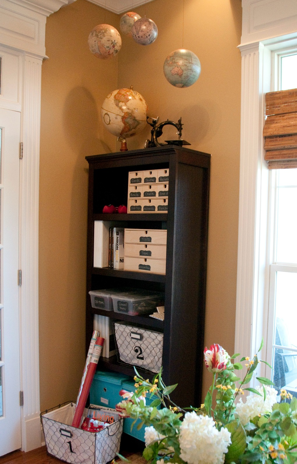 6 Fun and Stylish Home Office Organization Ideas and Tips