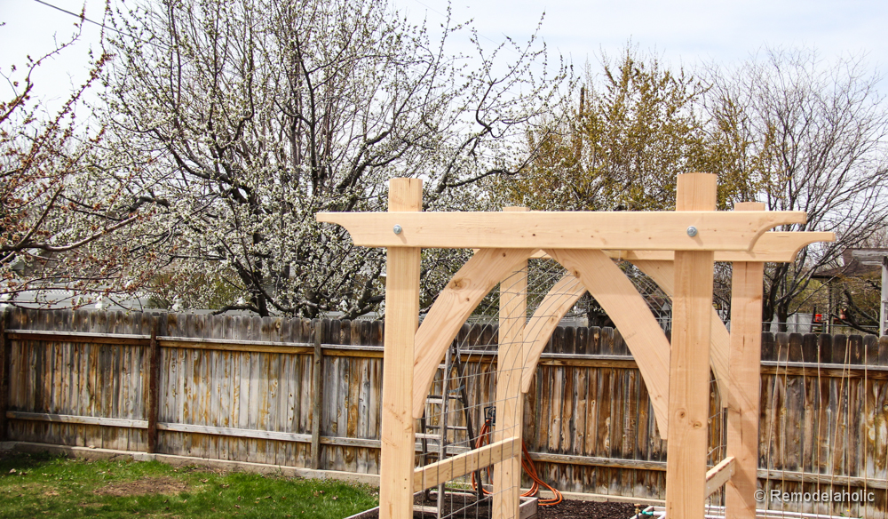 Arbor Design Ideas design ideas for arches and pergolas hgtv Vegetable Garden Arbor Diy Plans
