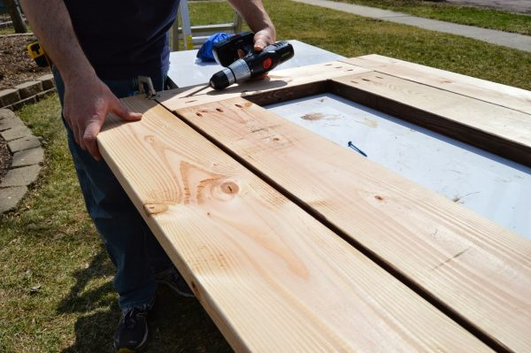 Build Patio Table Top With Ice Box 09, Kruseu0027s Workshop On Remodelaholic