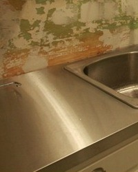 Diy Stainless Steel Countertops