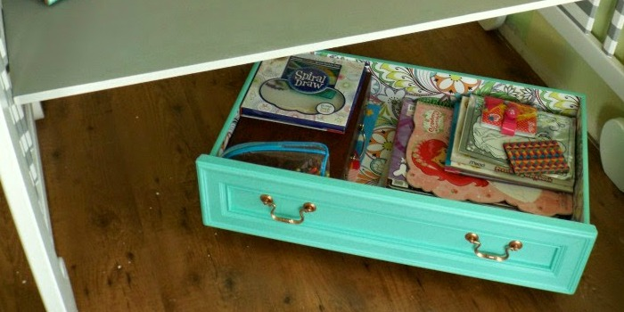 12 Projects to Beautify and Organize Your Home + Link Party