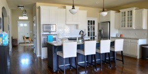 feature white kitchen