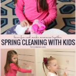Have Fun And Make Memories Spring Cleaning With Kids From Remodelaholic
