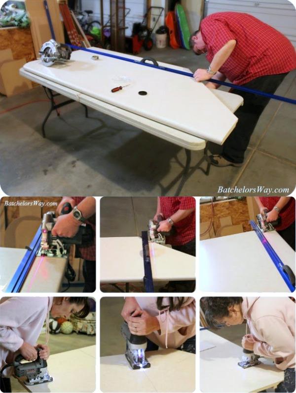 Remodelaholic  $ DIY Faux Marble Countertops